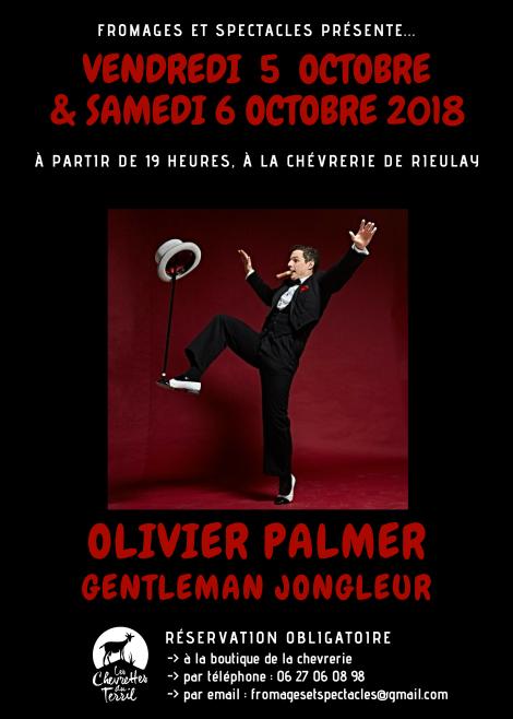 Olivier Palmer