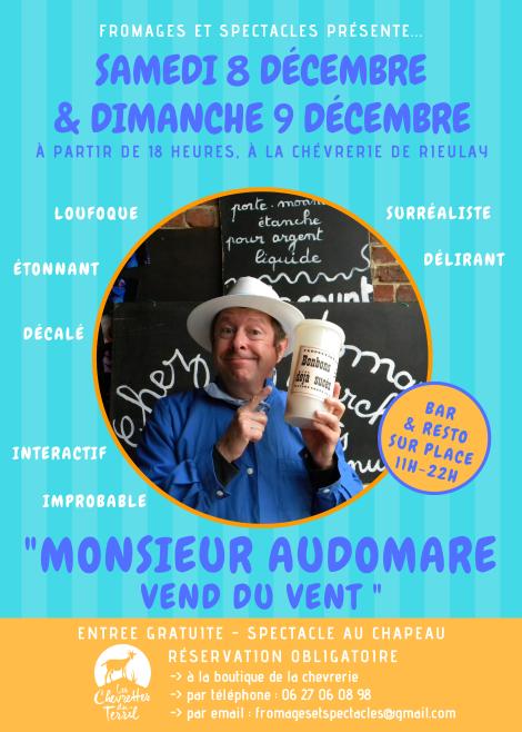 Monsieur Audomare