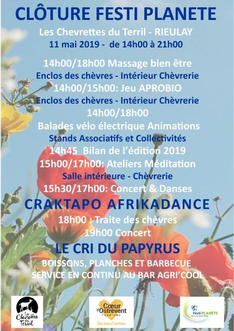 Affiche programme A3